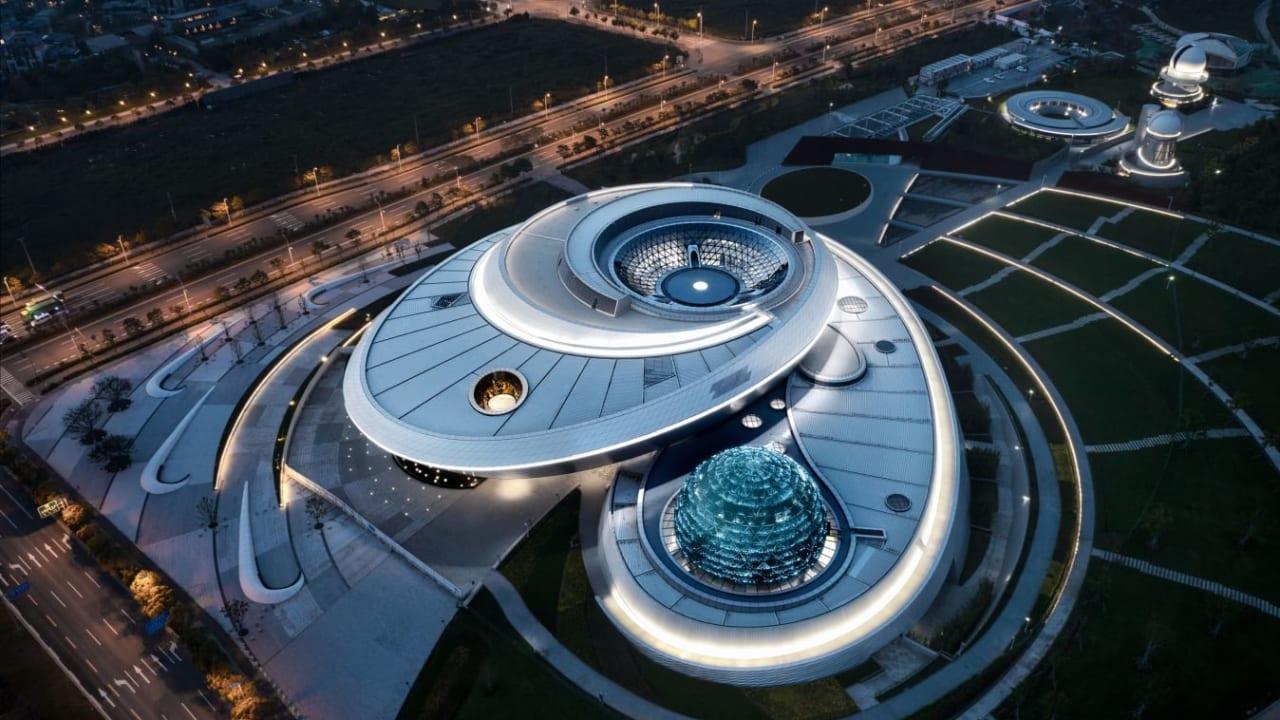 .أكبر متحف في العالم لعلوم الفلك في الصين