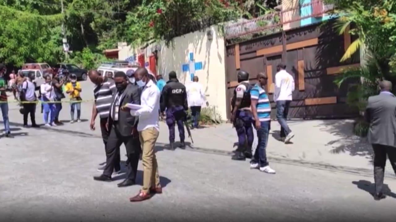 كيف تمكن المهاجمون من قتل رئيس هايتي في مقر إقامته الخاص؟
