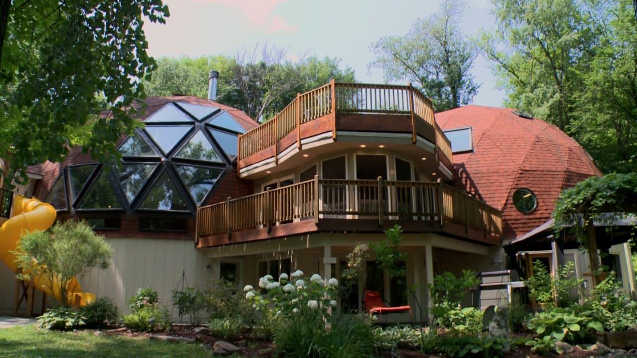منزل ذو قبتين فريد من نوعه يعرض للبيع بقيمة 3 ملايين دولار