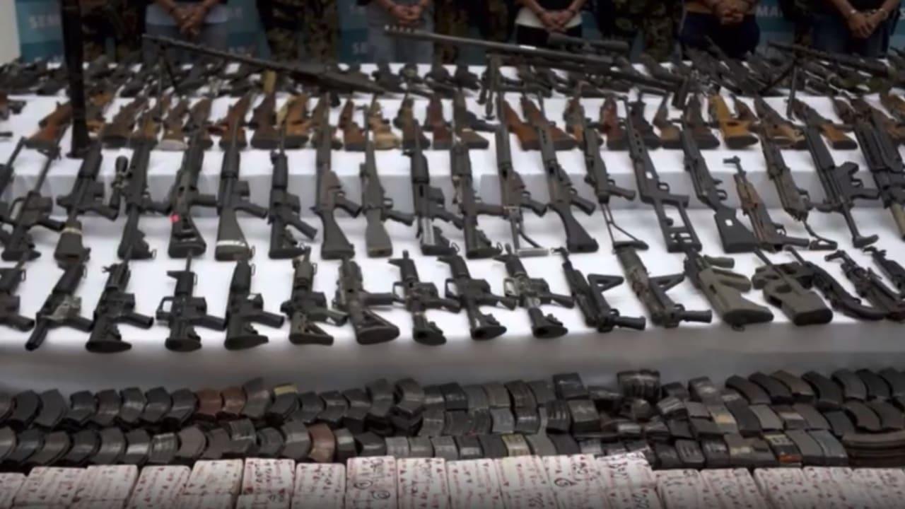بسبب عنف الأسلحة.. المكسيك ترفع دعوى قضائية ضد شركات أسلحة أمريكية