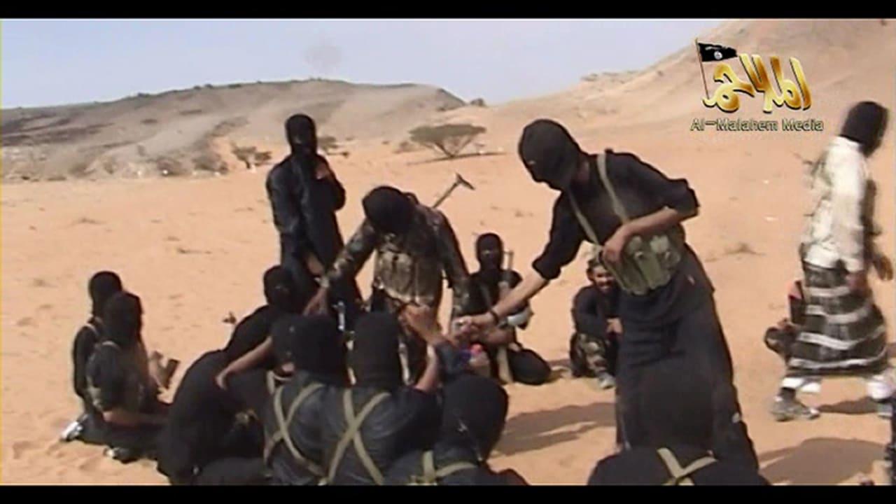 صورة أرشيفية من مقطع فيديو للقاعدة في شبه الجزيرة العربية العام 2010