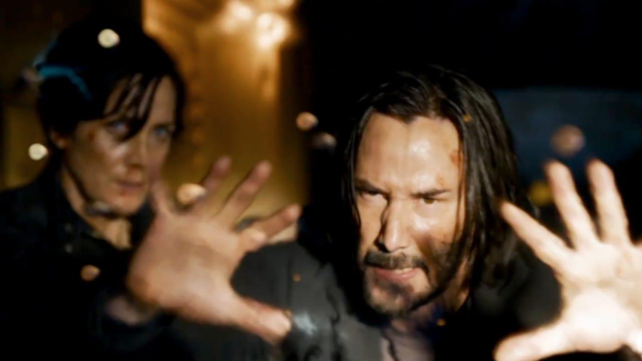 """فيلم طال انتظاره.. كيانو ريفز يعود بدور """"نيو"""" في سلسلة أفلام """"ماتريكس"""" الشهيرة"""