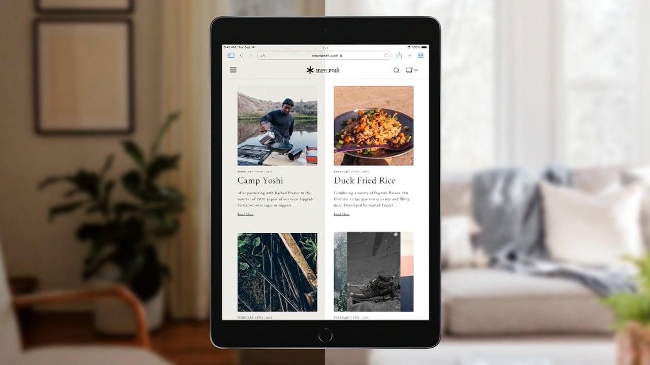 شاهد الإصدار الجديد من جهاز iPad أبل المليء بالتحديثات