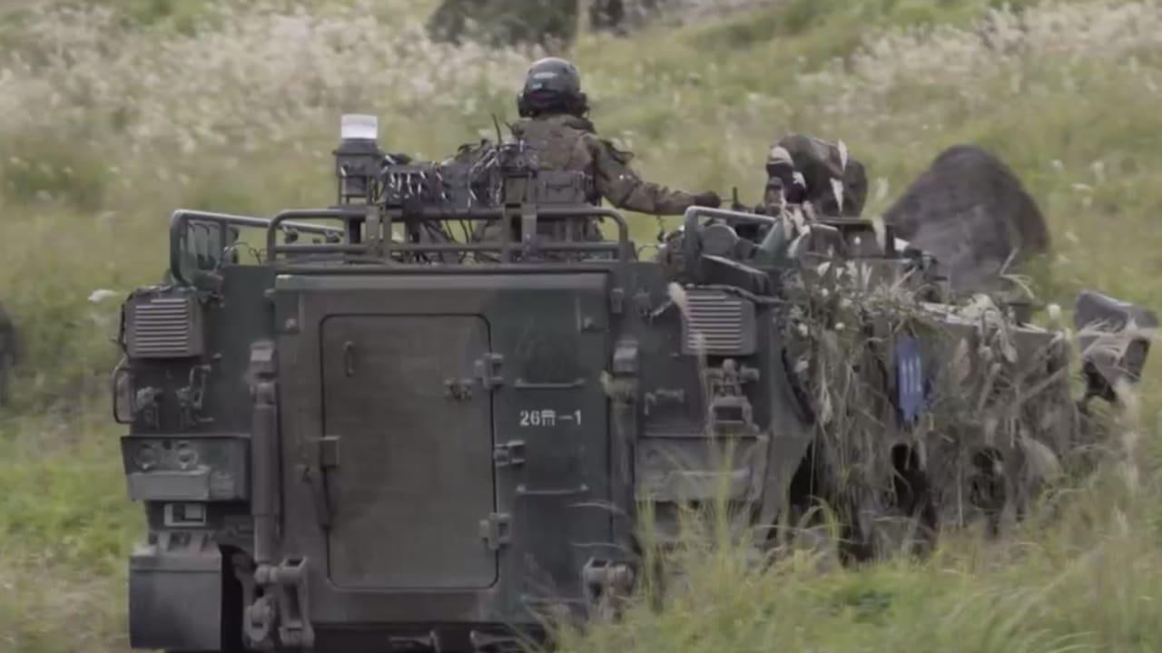 اليابان في مناورات عسكرية هي الأكبر منذ 30 عامًا وسط مخاوف انجرارها لصراع على تايوان