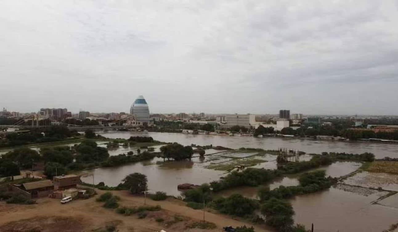 فيضان السودان يكسر الأرقام المُسجلة.. وتوقعات رسمية بانخفاض منسوب المياه الاثنين