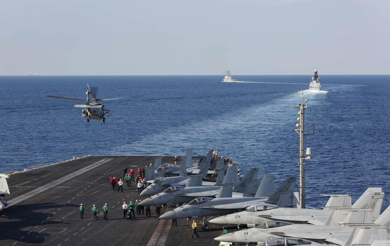 البنتاغون: لدينا معلومات استخباراتية جديدة عن تهديد إيراني محتمل للمصالح الأمريكية بالشرق الأوسط