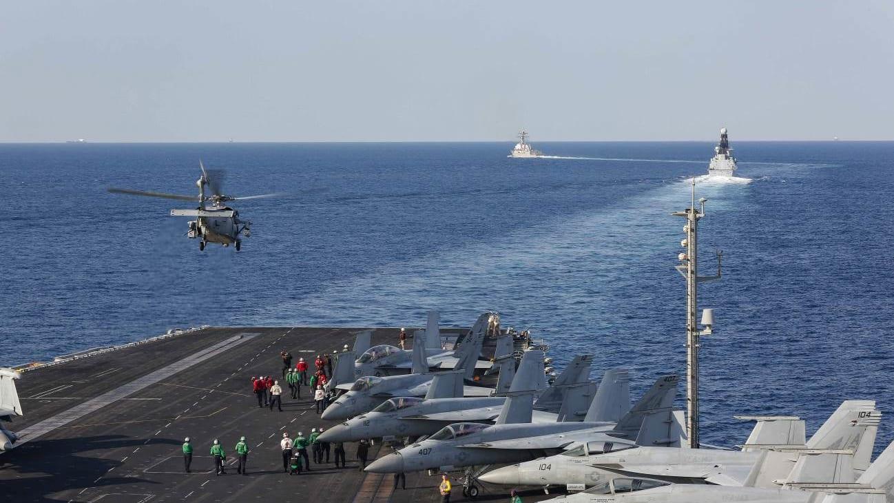 إليكم ترتيب الدول المطلة على الخليج من حيث عدد القطع البحرية