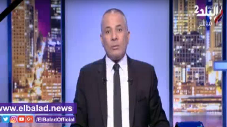 """أحمد موسى: """"أوباش"""" يعملون ضد مصر اعتدوا عليّ في محيط الكاتدرائية"""