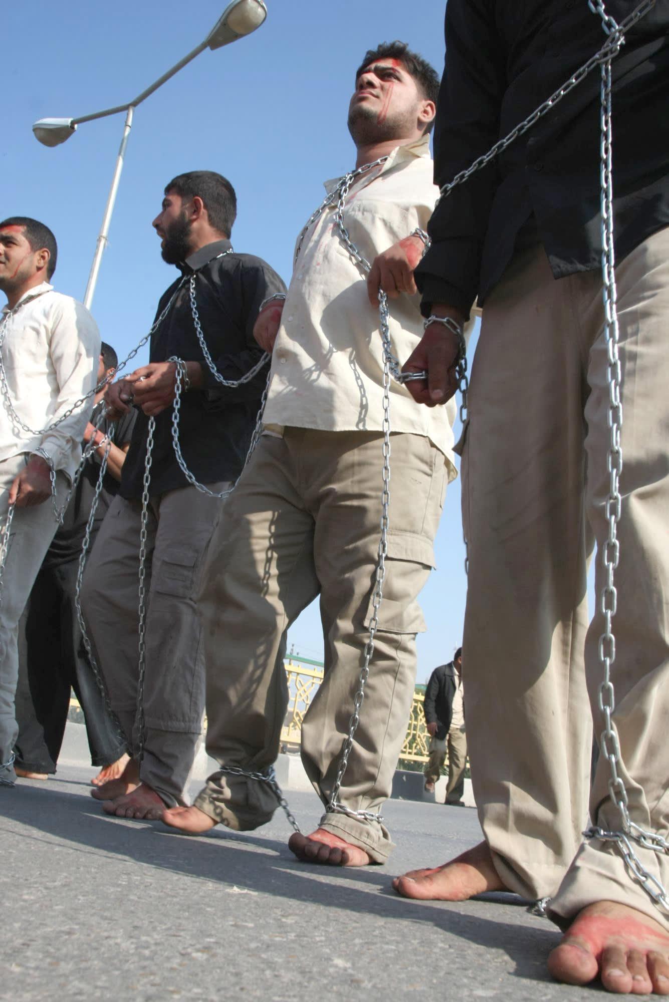 """العراق: إعدام 26 مدانا بقضايا """"إرهاب"""""""