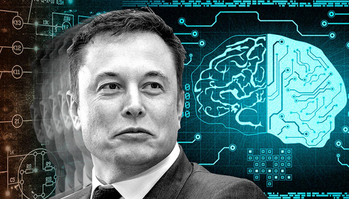 هل تريد تحسين عقلك إلكترونياً؟ إيلون ماسك يُطلق مشروعاً لدمج الأدمغة بالكمبيوترات قد يعزز ذاكرتك وتفكيرك