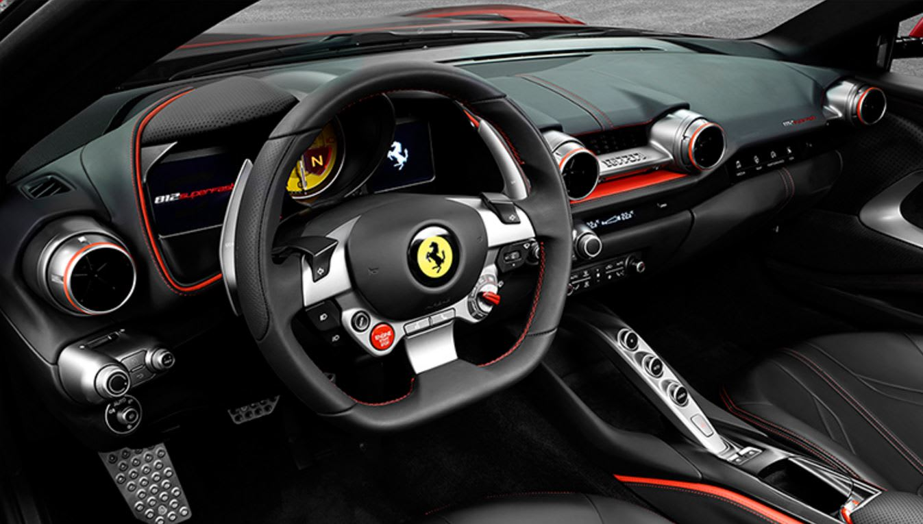 هذه أسرع وأقوى سيارة تخرج من مصانع فيراري على الإطلاق!