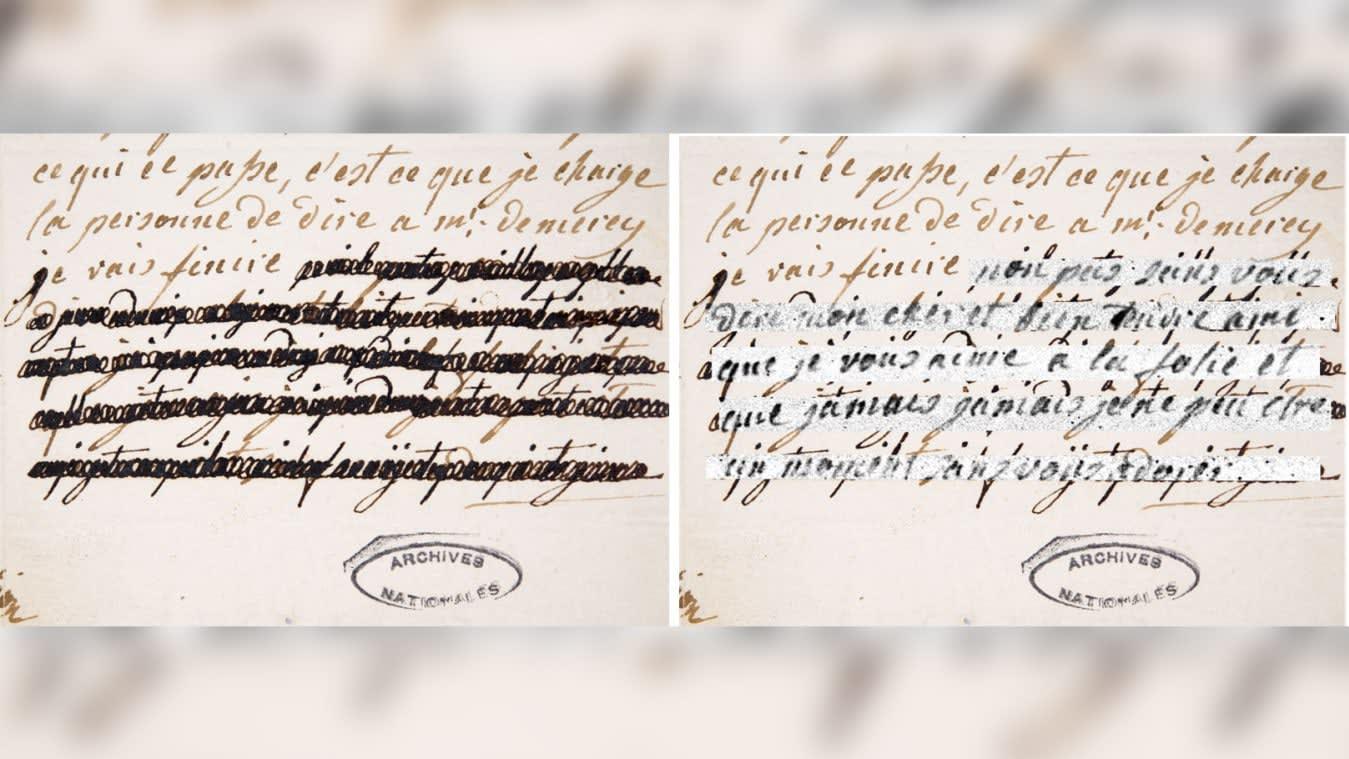 """""""البوح"""" المتبادل في رسائل بين الملكة ماري-أنطوانيت وعشيقها الكونت النمساوي... خرج إلى العلن"""