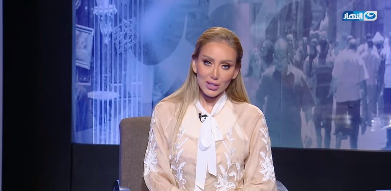 """قرار بوقف برنامج المذيعة المصرية ريهام سعيد بسبب """"صيد ثعلب"""""""