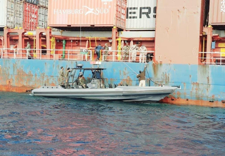 """""""الجيش الليبي"""" يعلن الإفراج عن سفينة تركية تواجدت في """"منطقة محظورة"""""""