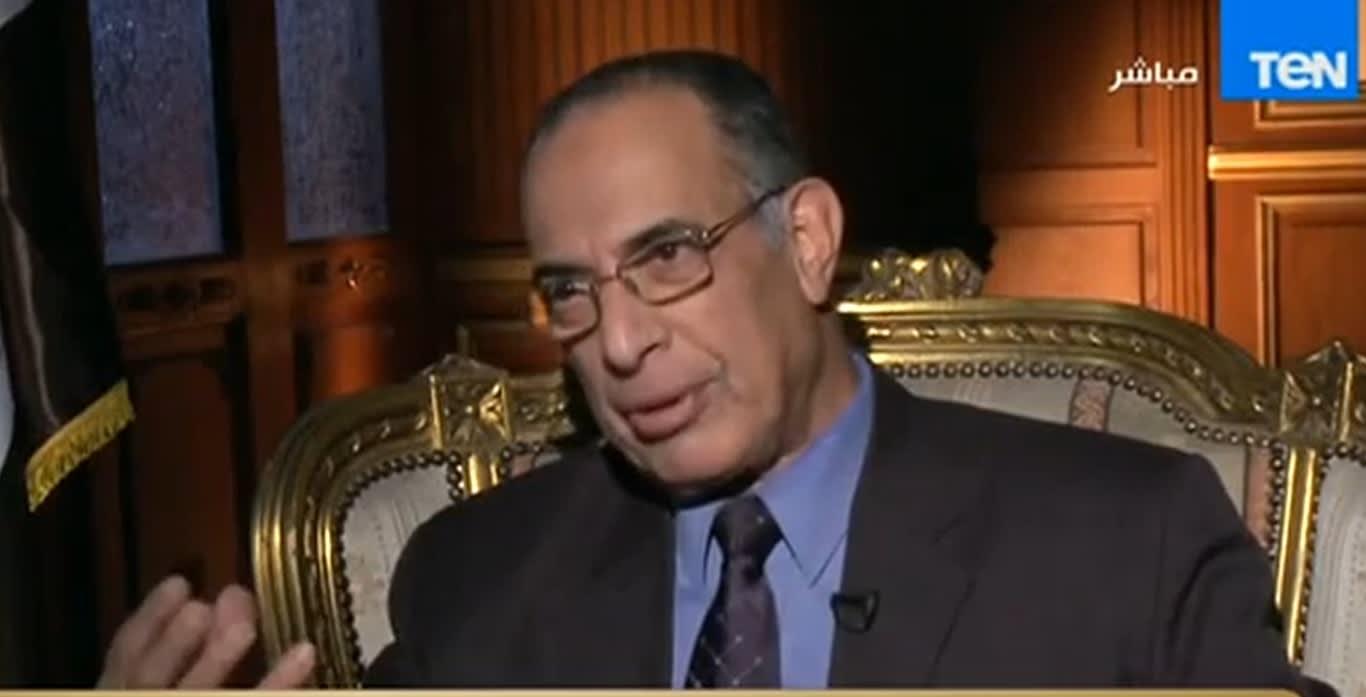 بالفيديو.. وزير العدل المصري يستفز المغردين: ابن عامل النظافة لا يمكن أن يصبح قاضياً