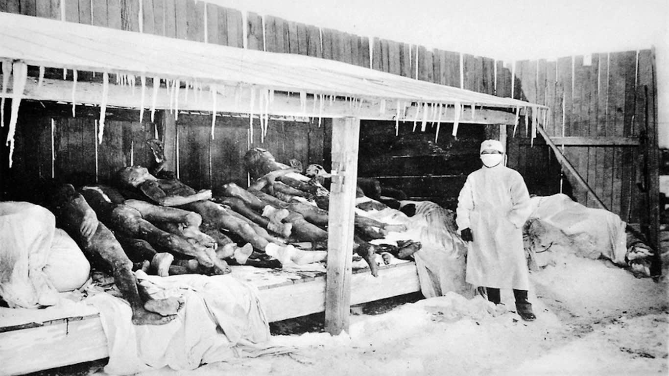 وباء عام 1911 بالصين.. كيف اجتمع العالم للتصدي لكارثة مميتة؟