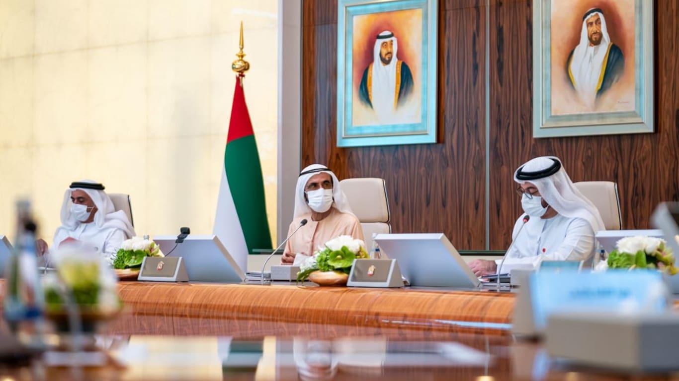 حكومة الإمارات تعتمد ميزانية 2021.. ومحمد بن راشد: سنكون ضمن الأسرع تعافياً