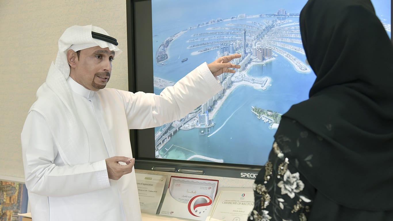 الرئيس التنفيذي لدائرة تراخيص دبي عبدالله بالهول