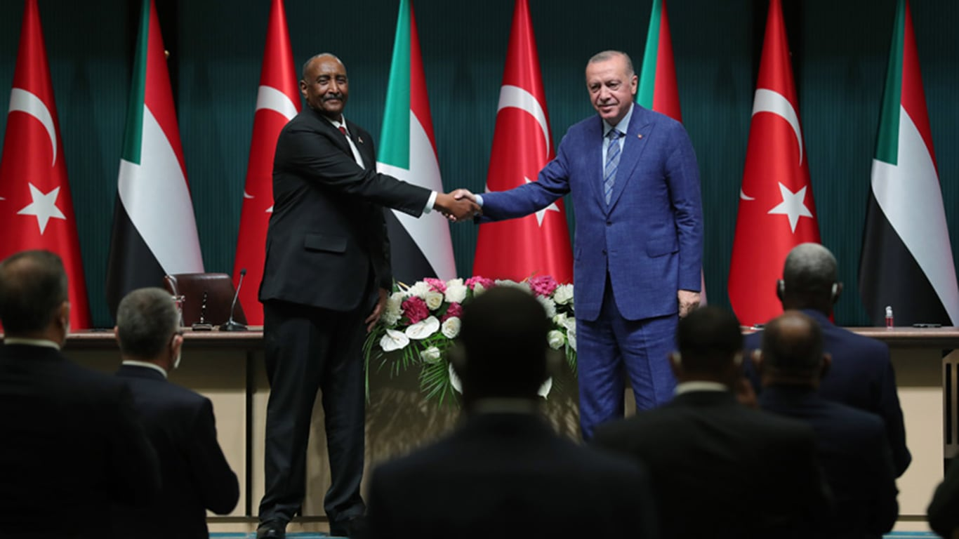 تركيا: السودان خصص لنا مليار متر مربع من أراضيه