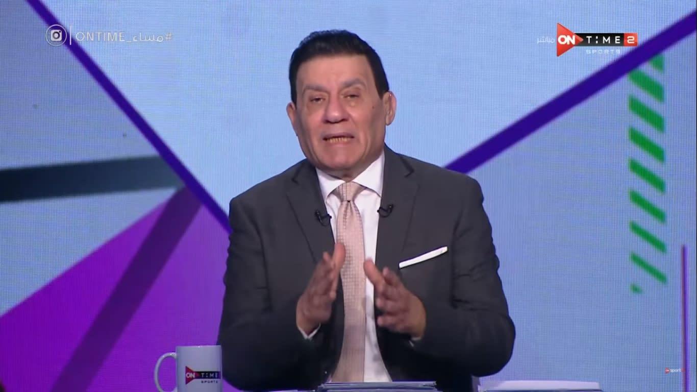 الإعلامي المصري مدحت شلبي