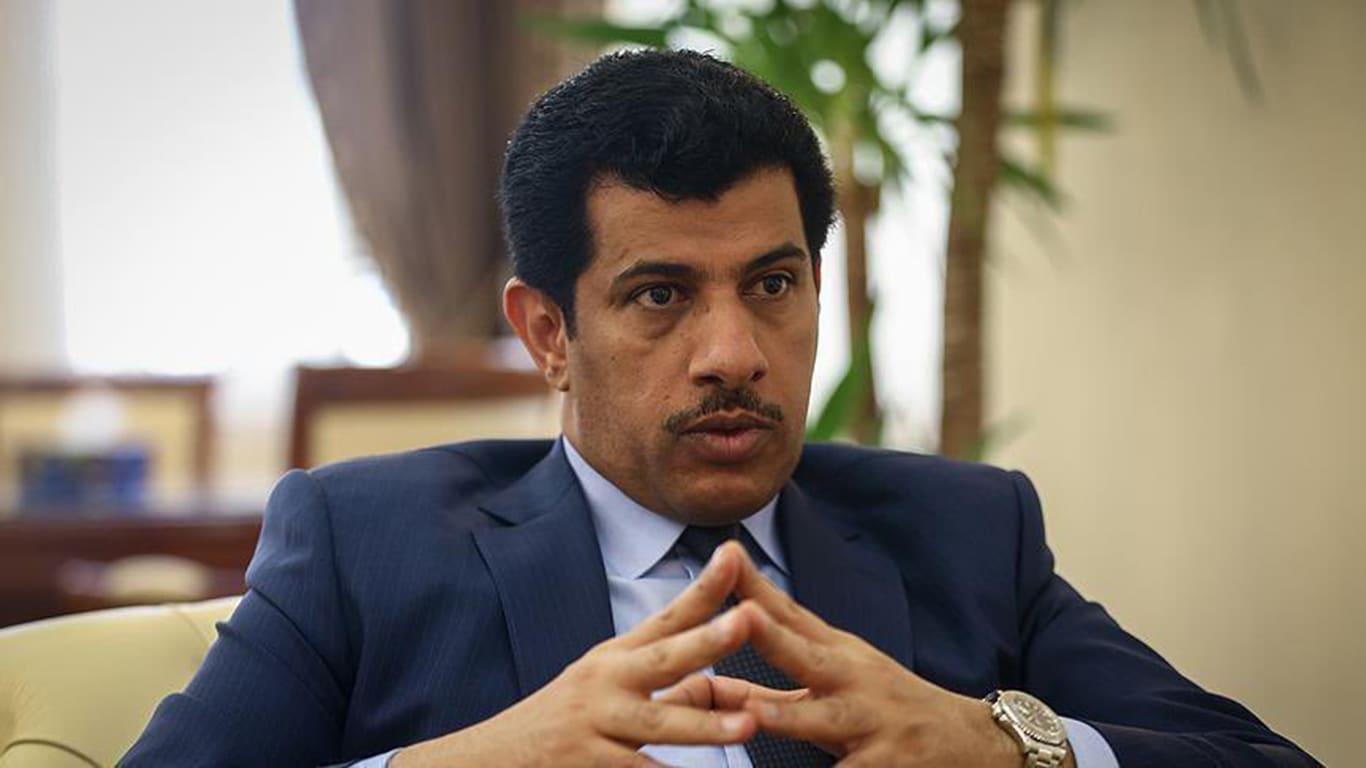 السفير القطري لدى القاهرة سالم مبارك آل شافي