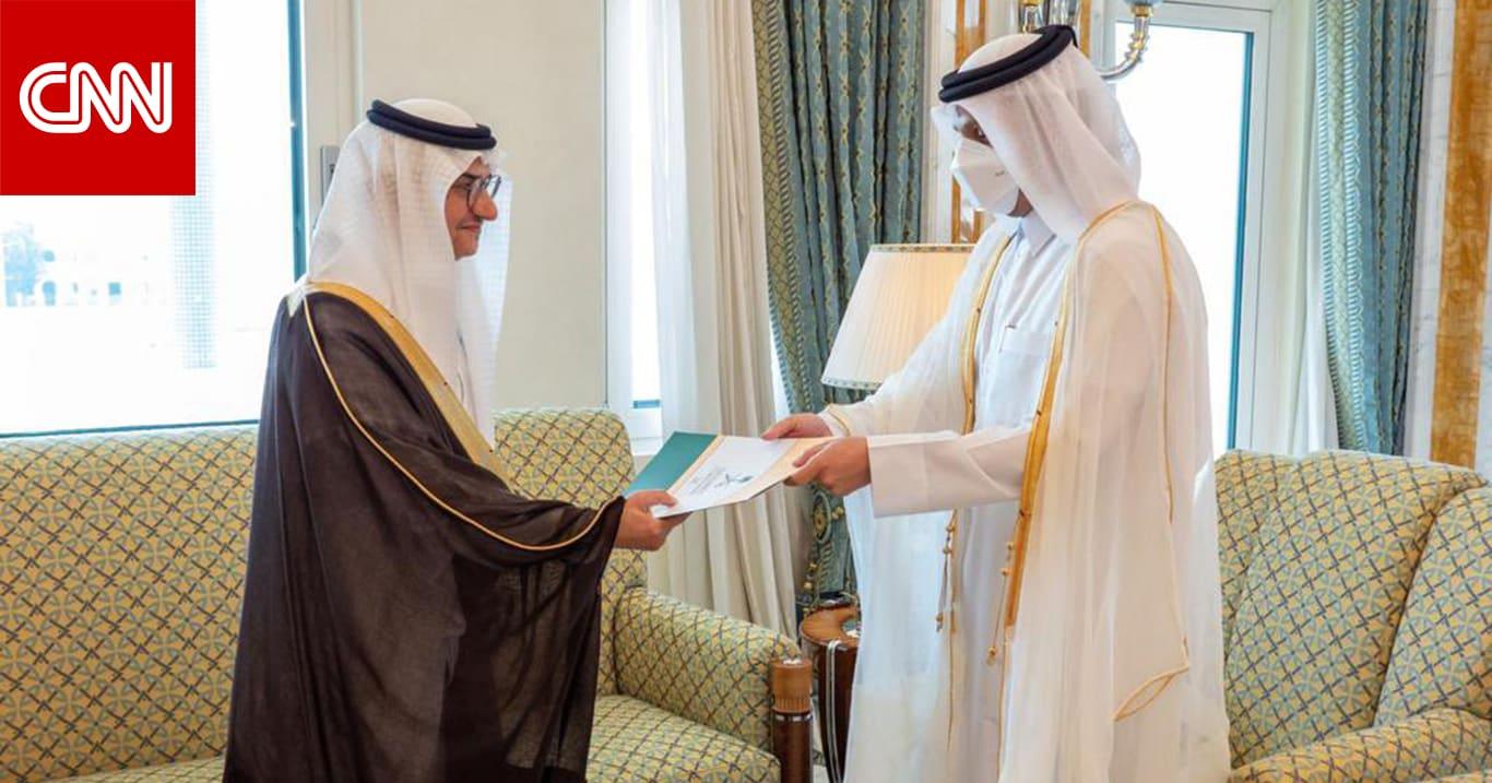 قطر تتسلم أوراق اعتماد أول سفير سعودي منذ 2017.. هكذا كان يرى الأزمة