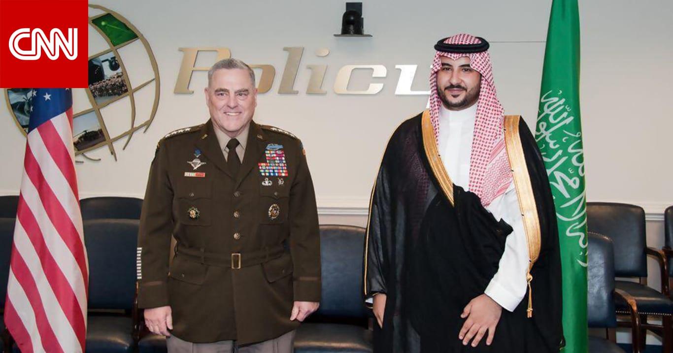 تفاصيل زيارة خالد بن سلمان لأمريكا: إيران وحقوق الإنسان والدفاع عن السعودية