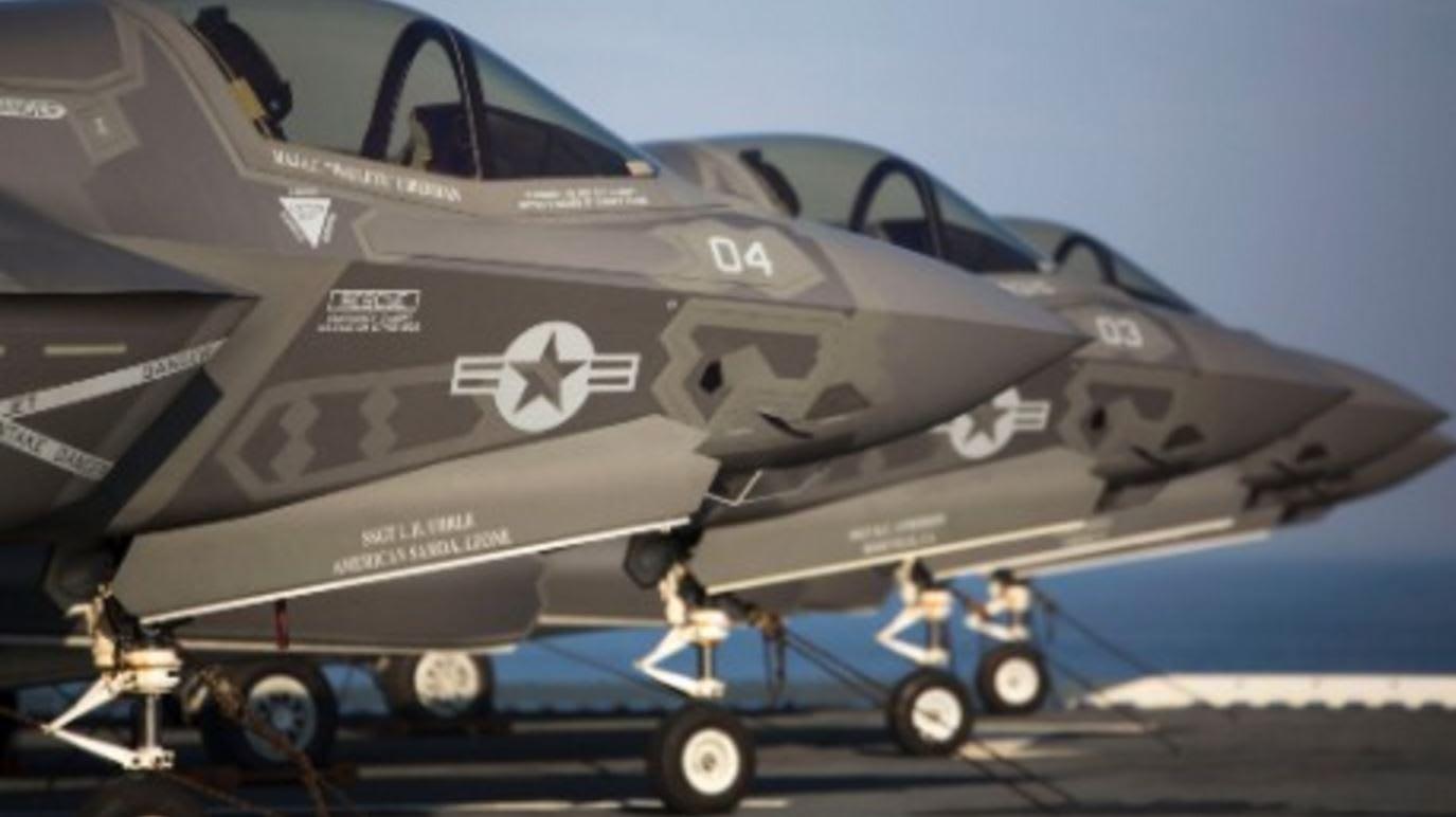 """مقاتلات """"F-35"""".. أغلى أنظمة الأسلحة على الإطلاق في طريقها إلى المحيط الهادئ"""