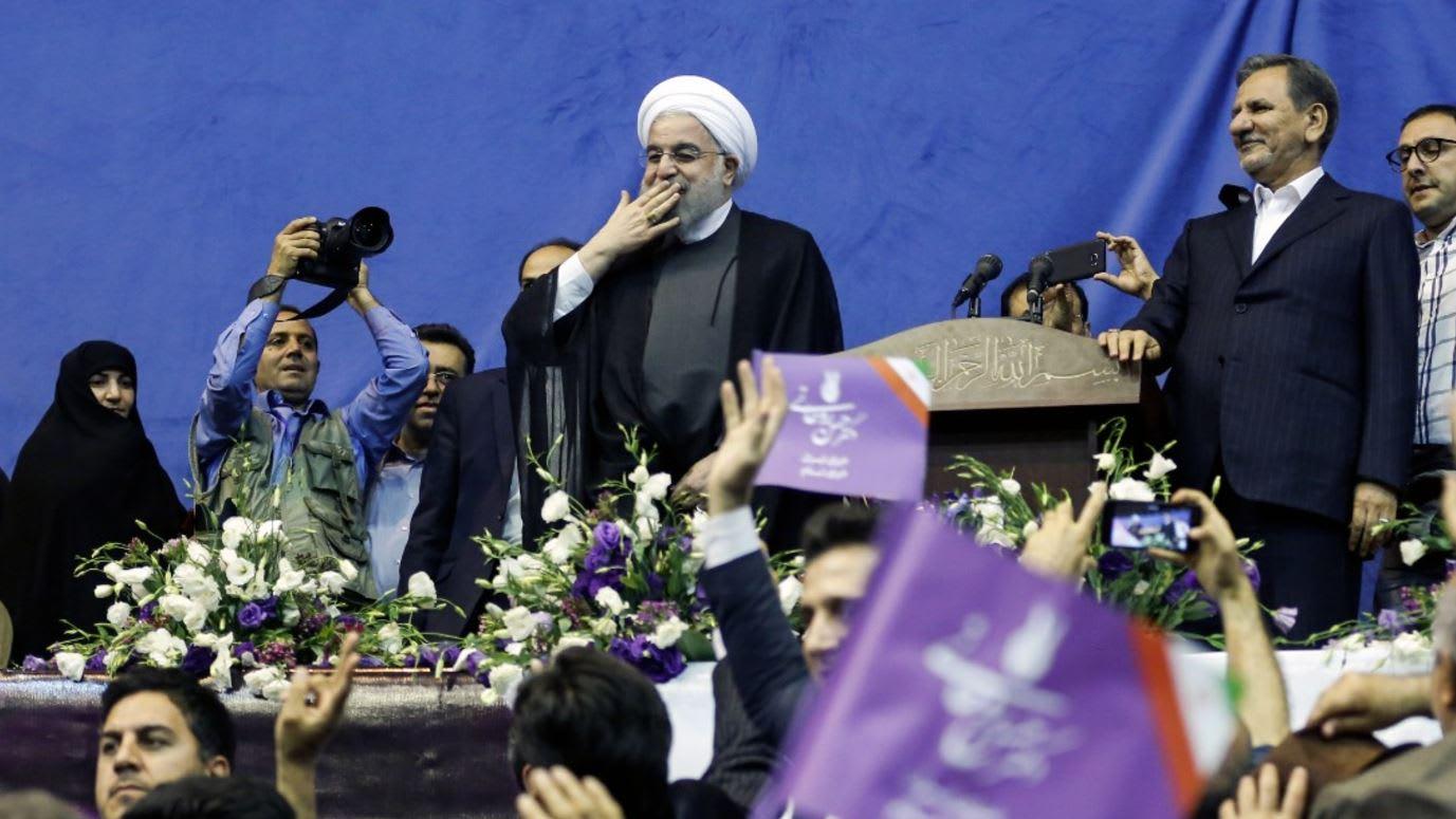 روحاني ينتهج نفس استراتيجية الانتخابات السابقة بوعود التغيير والتحرر