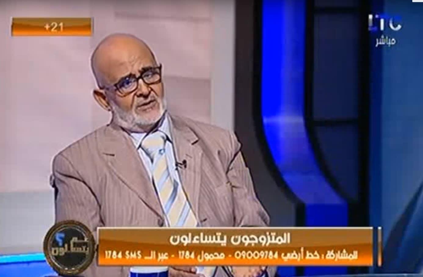"""مصر.. منع صاحب فتوى """"معاشرة الزوجة المتوفاة"""" من الظهور على الشاشات"""