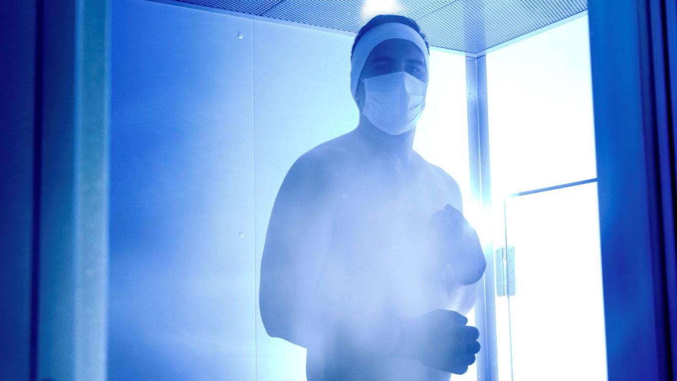 بهذا الفندق.. اشعر بالبرد حتى عظامك من خلال هذا العلاج الفريد من نوعه