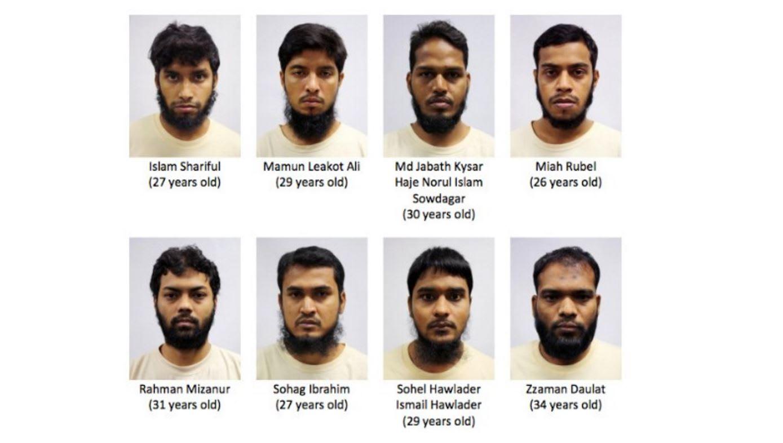 """سنغافورة تعتقل 8 بنغاليين لتخطيطهم السفر لسوريا للانضمام إلى """"داعش"""" وتنفيذ مخططات """"إرهابية"""""""