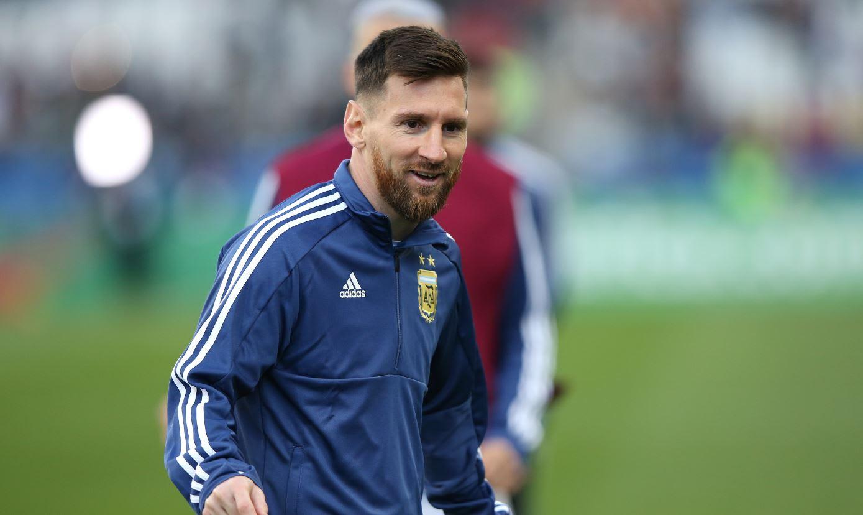 تركي آل الشيخ يصطحب اللاعب الأرجنتيني ميسي إلى الرياض بوليفارد