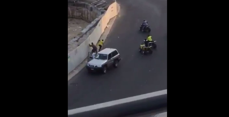 فيديو صادم لاعتداء على رجل أمن بجدة.. وشرطة مكة تنجح بالقبض على المعتدين الرئيسيين