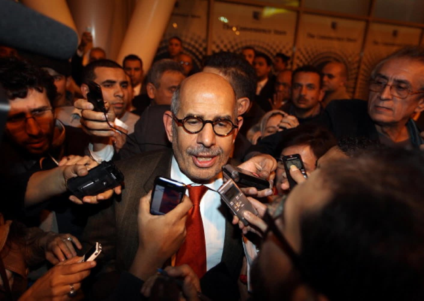 البرادعي للمصريين: الاختلاف ترف لا نملكه حاليا