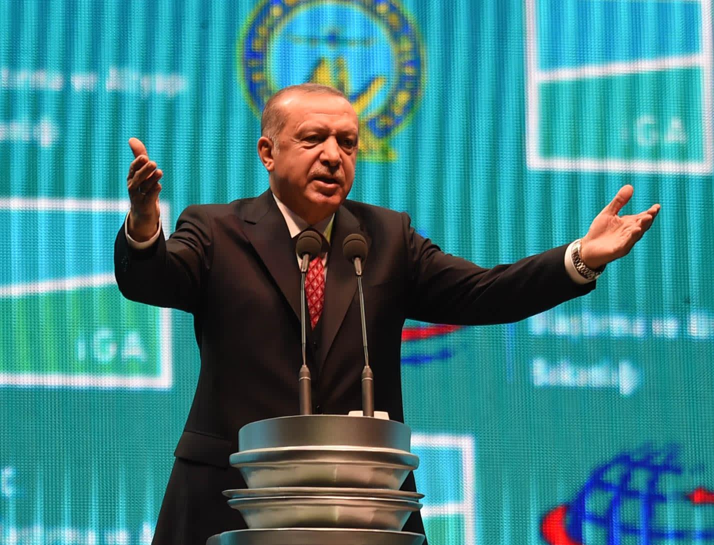 """افتتاح مطار إسطنبول.. السعودية تشارك وأردوغان يصفه بـ""""المفخرة"""""""