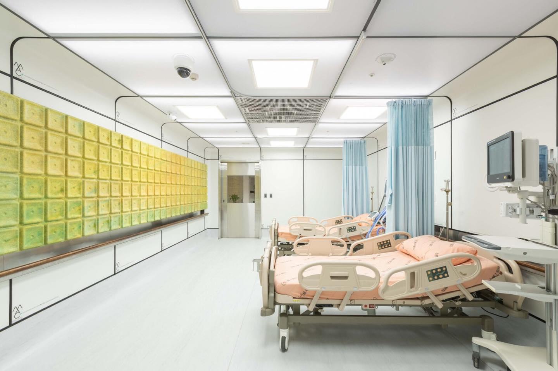 ثورة في إعادة التدوير.. إليك أول جناح مستشفى مصنوع بأكمله من القمامة
