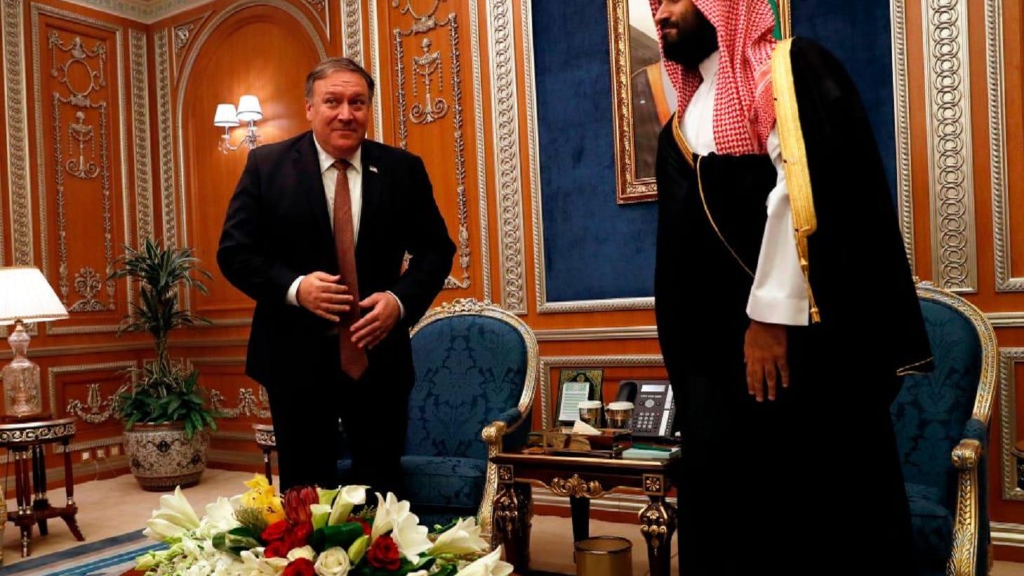 ترامب: السعودية حليف مهم وسنعرف ماحدث لخاشقجي نهاية الأسبوع