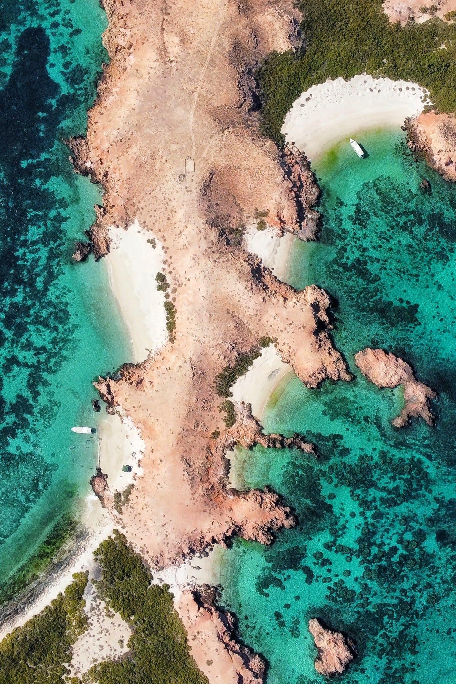 جزر ديمانيات