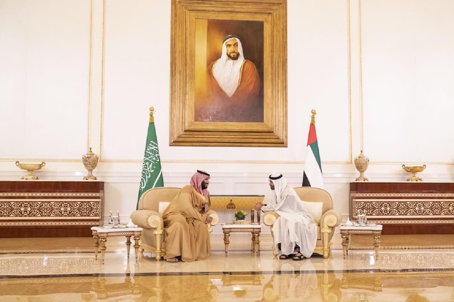 خالد بن سلمان: علاقات السعودية والإمارات تشهد تعاونا غير مسبوق