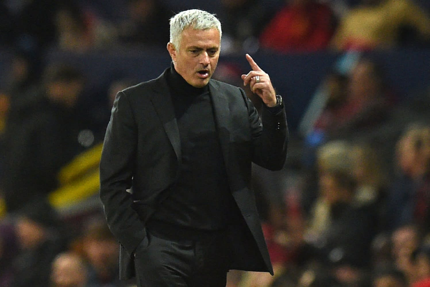 مورينهو يحسم الأمر بشأن ما تردد عن عودة إبراهيموفيتش إلى مانشستر يونايتد