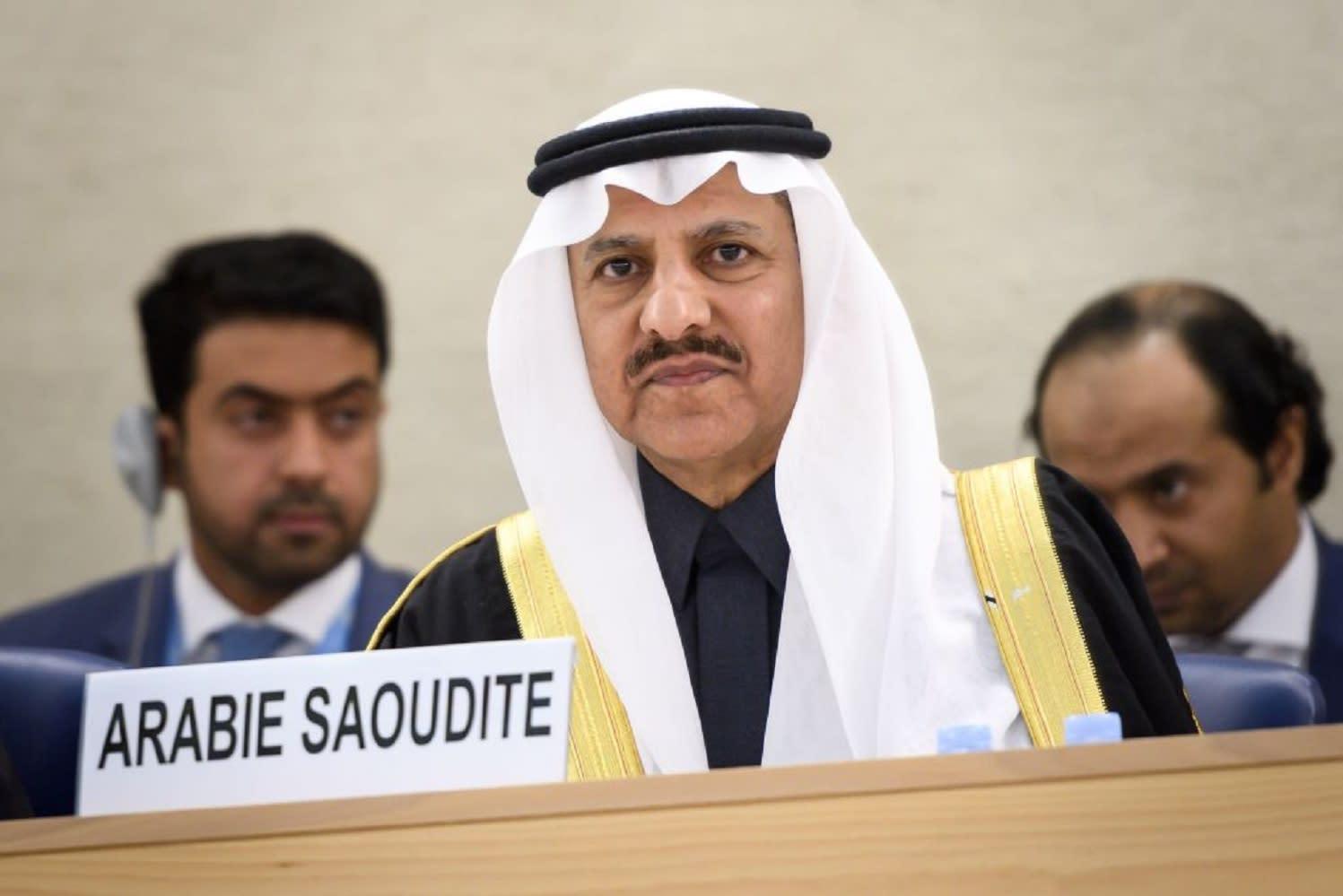 """رئيس """"حقوق الإنسان"""" السعودية: نلتزم بالعدالة في التحقيق بمقتل خاشقجي"""