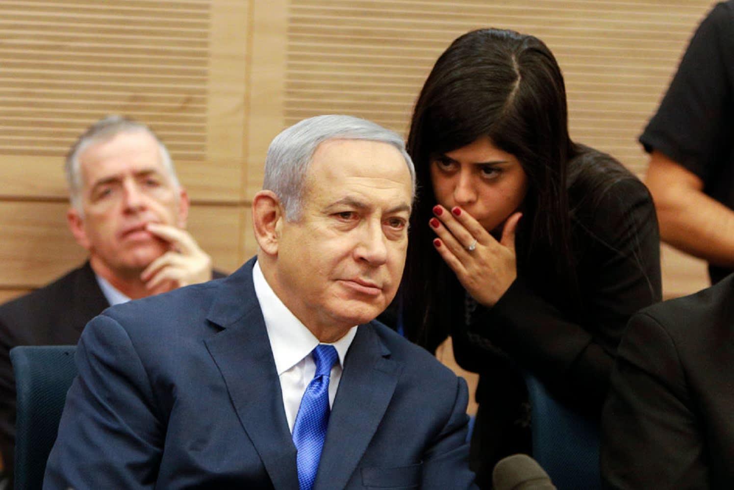 وزيران يعلنان البقاء في الحكومة الإسرائيلية دعما لنتنياهو