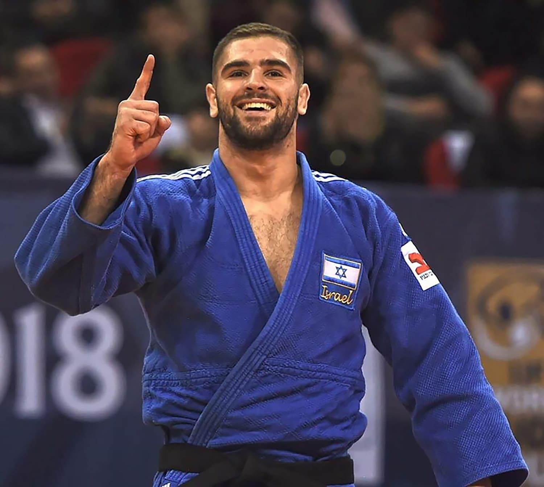 بعد يوم من تتويج مواطنه.. لاعب إسرائيلي يحرز ذهبية أخرى ببطولة أبوظبي للجودو