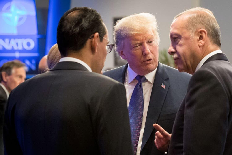 """بعد مكالمة ترامب وأردوغان.. أمريكا ترفع عقوبات على وزيرين تركيين وأنقرة """"ترد بالمثل"""""""