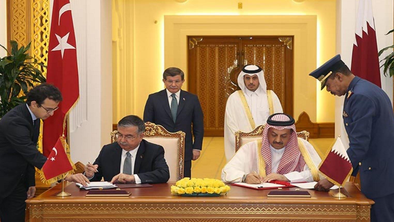 ماهي أبرز الروابط الدفاعية الأجنبية في دول الخليج؟