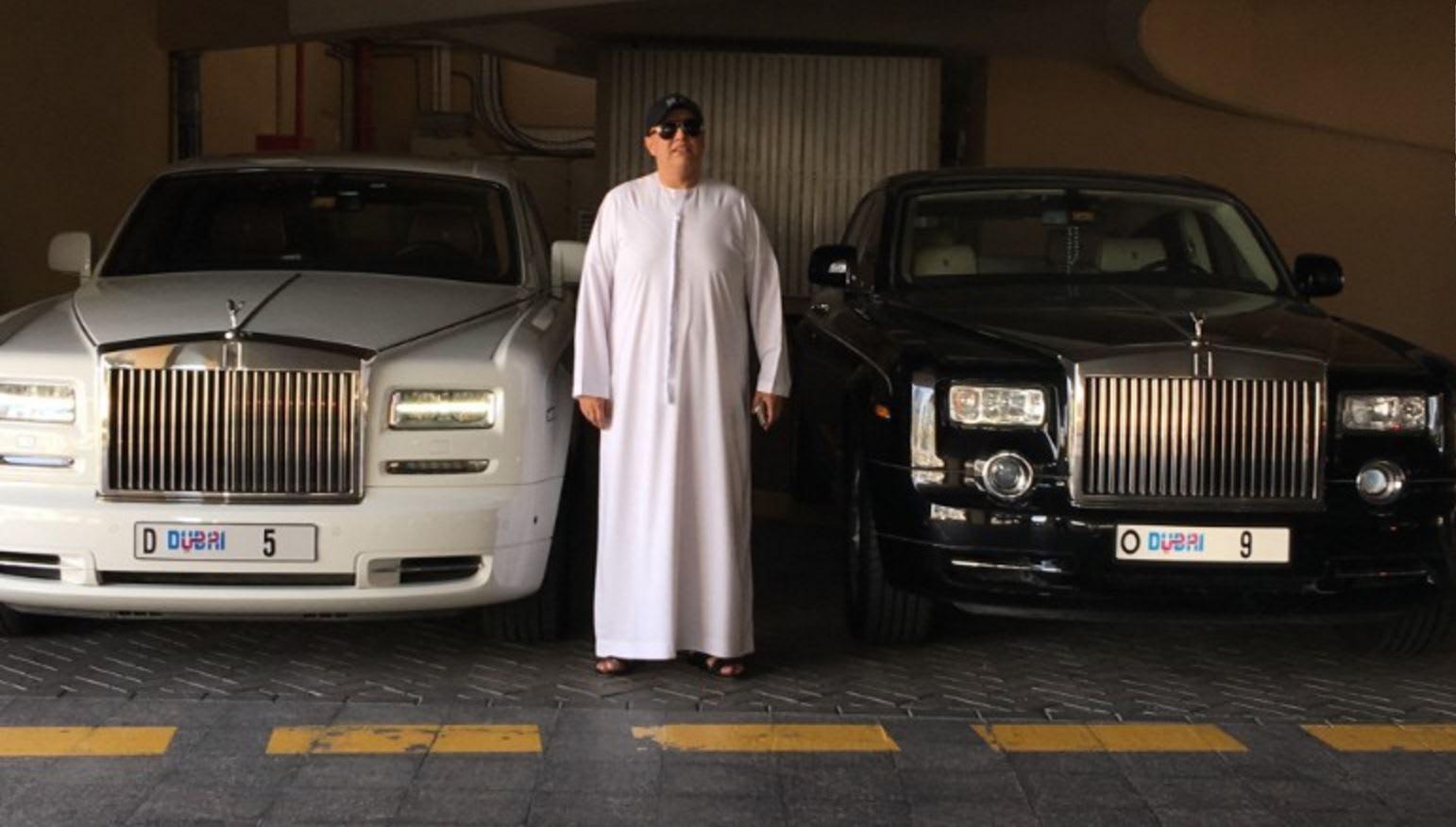 أنفق 9 ملايين دولار على لوحة سيارة في دبي.. بالويندر ساحني لـCNN: أرد الجميل لدولة قدمت لي الكثير
