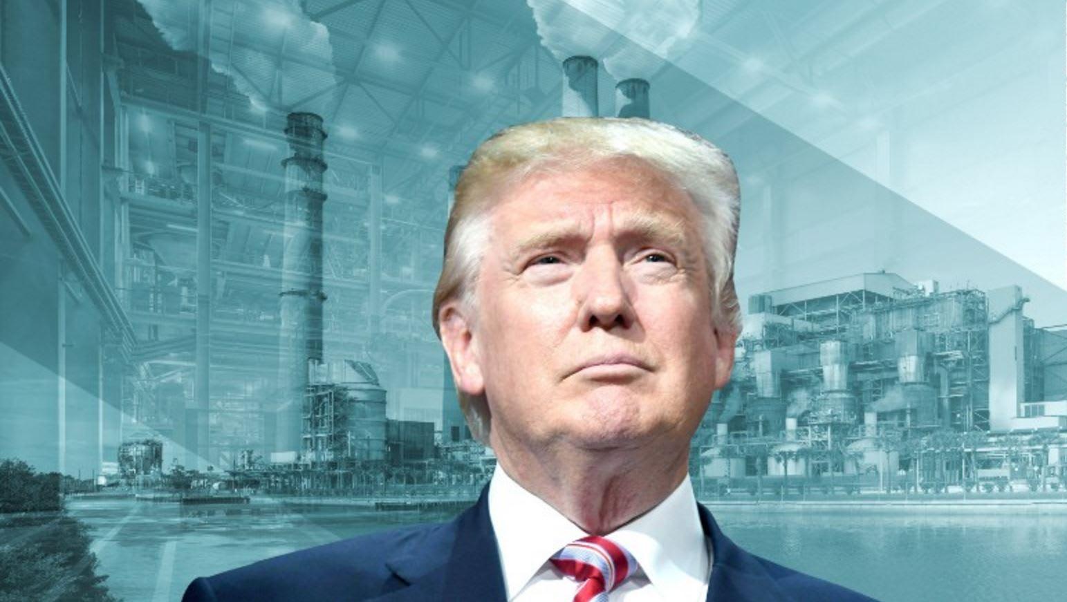 ترامب يكشف عما يخططه لأمريكا خلال أول 100 يوم من ولايته