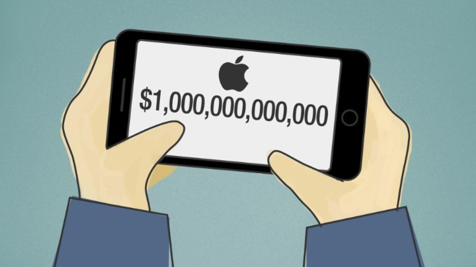 هل يرفع الآيفون الجديد قيمة شركة آبل إلى تريليون دولار؟