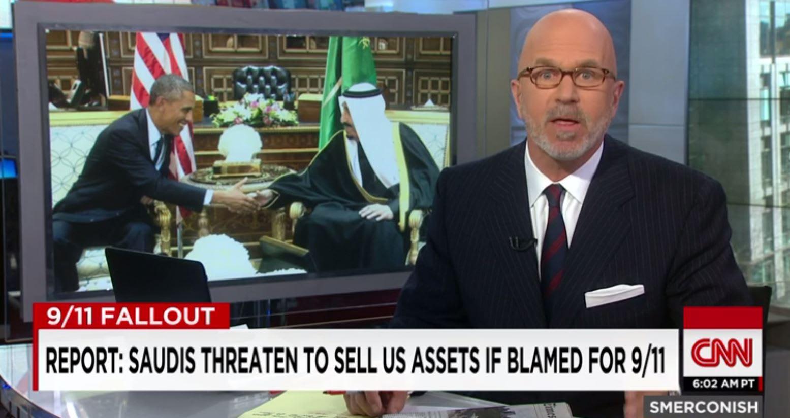 مُؤسسة منظمة دعم ضحايا 9/11 لـCNN:  السعودية تهددنا بالانسحاب من حرب داعش.. هل يمكنها فعلا التحكم بواشنطن؟
